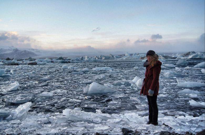 Jökulsárlón-Iceland