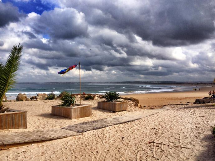 Strand-in-Portugal