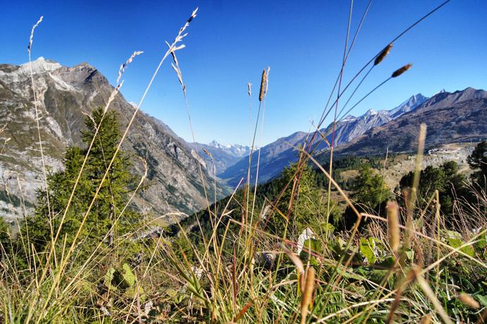 Ausblick-Berge-Zermatt