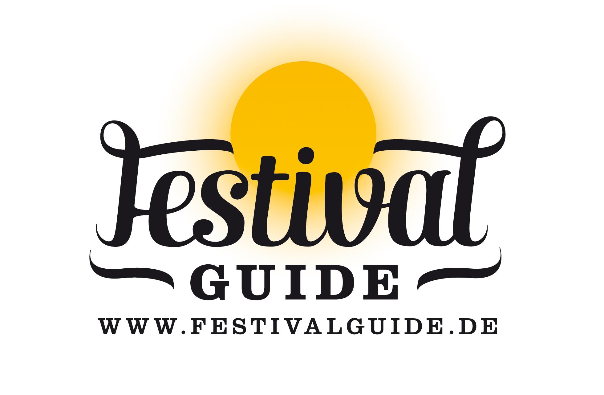 Festivalguide - Logo
