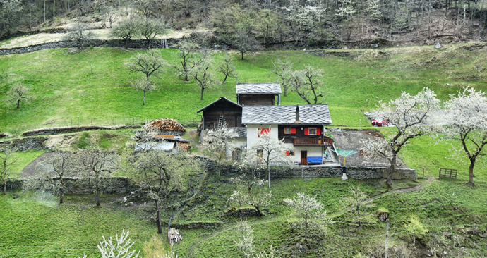 Hütte-Zermatt