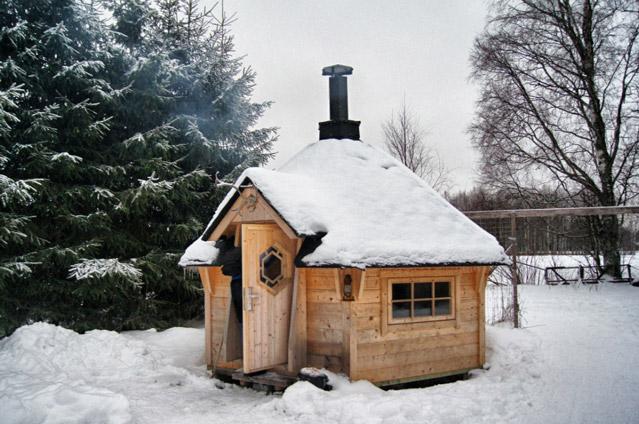 Feuerhütte