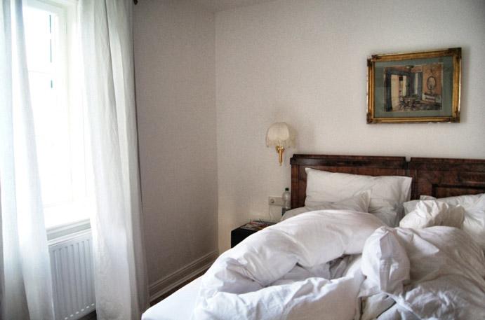 Schlafzimmer-Pension-Ottmanngut-Meran