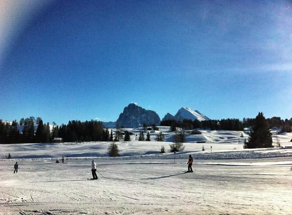 Skigebiet-Südtirol-Seiser-Alm