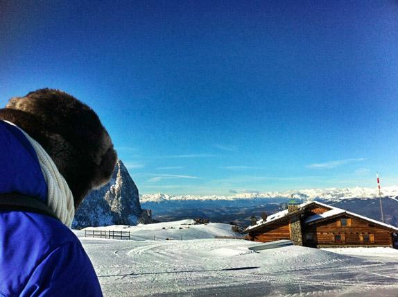 Wintersport-Seiser-Alm