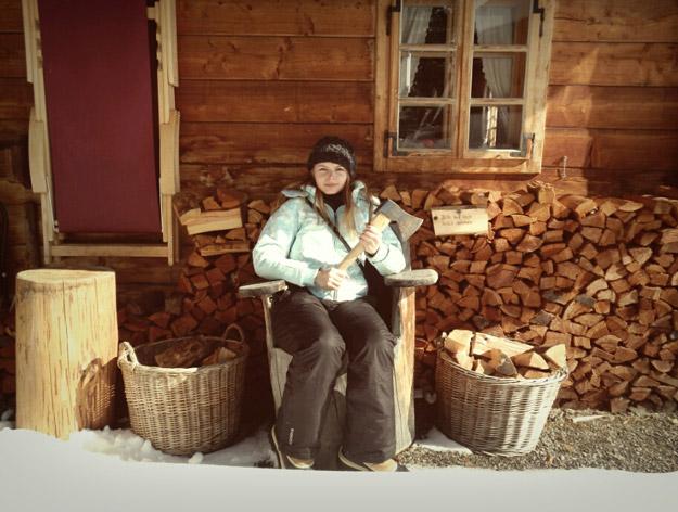 Christine-Neder-Holzhütte