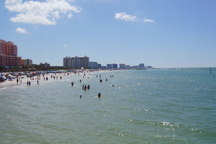 Clearwater-Beach-Panorama