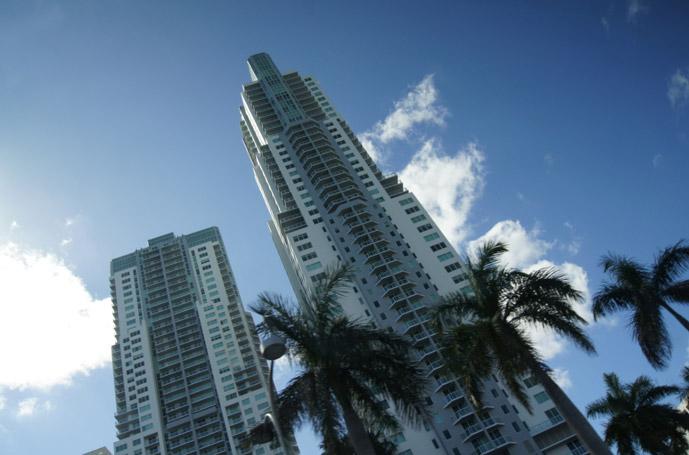 Miami-Hochhaus