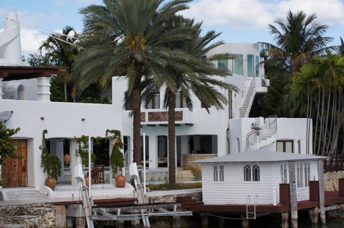 Miami-Villen-Stars