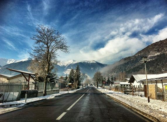 Südtirol-Straßen