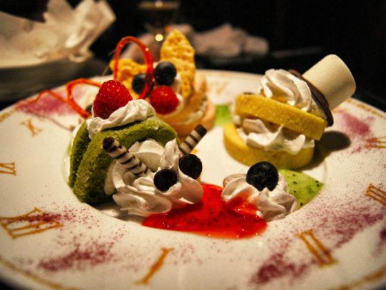 Alice-im-Wunderland-Restaurant-Nachspeise