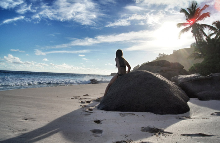 Christine-Neder-Traumstrand-Seychellen
