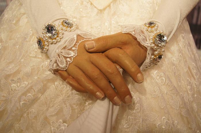 Hände-Wachsfigur-Madame-Tussauds