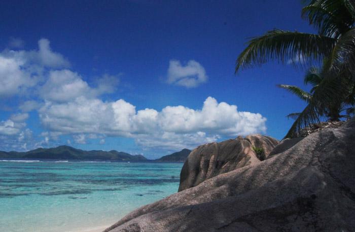 Strand-Seychellen