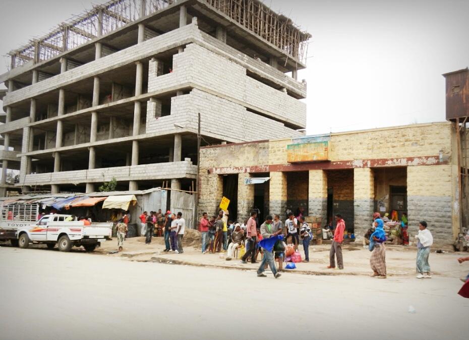 Addis-Abeba-Äthiopien