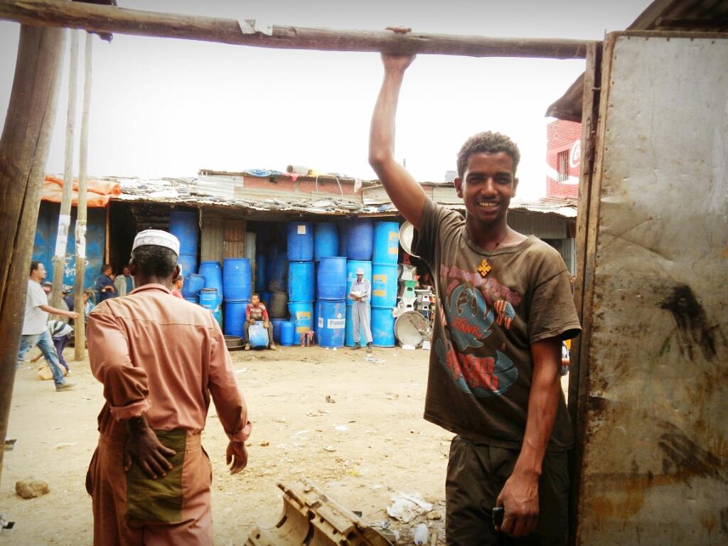 Addis-Abeba-Äthiopien-Mercato-Tipp