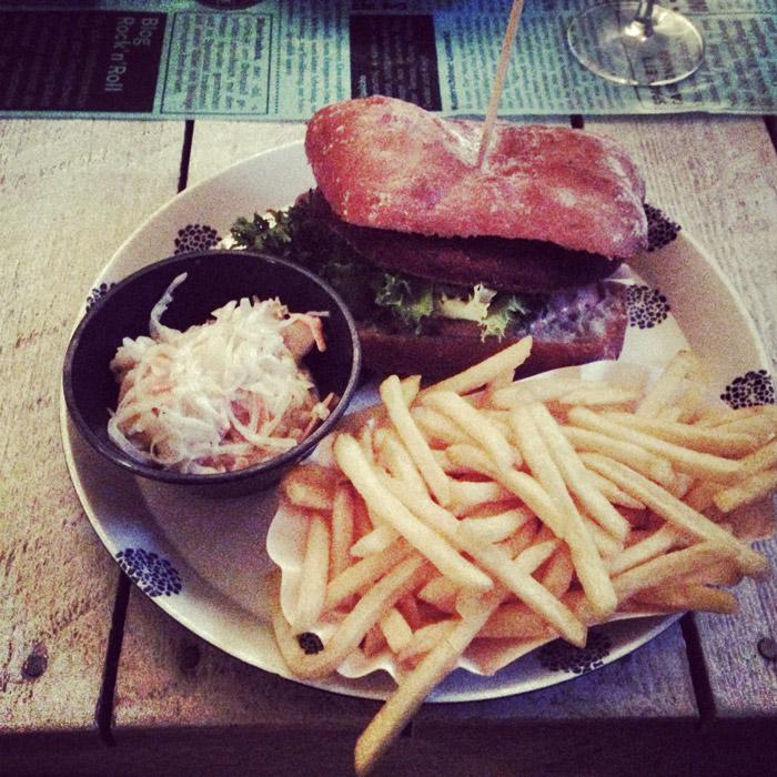 Burger-Speisesaal-Graz