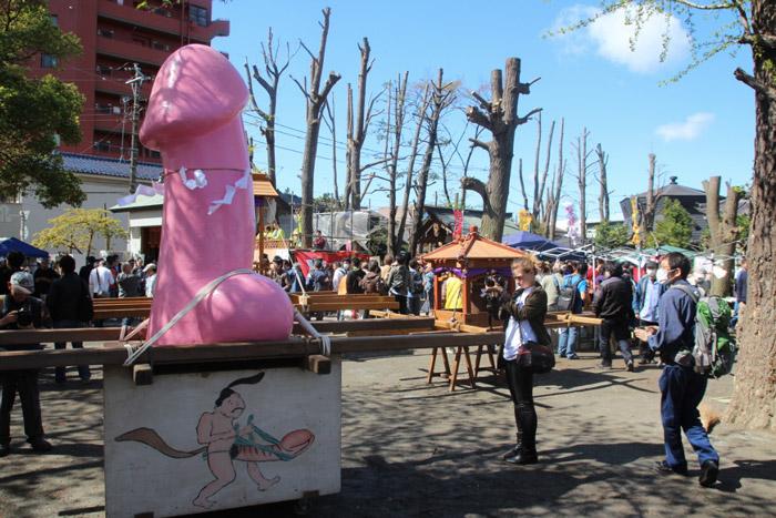 Das Penis Festival Kanamara Matsuri in Japan-Christine-Neder