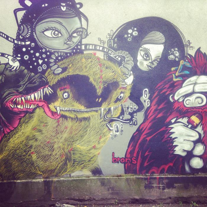 Graffiti-Art-Graz
