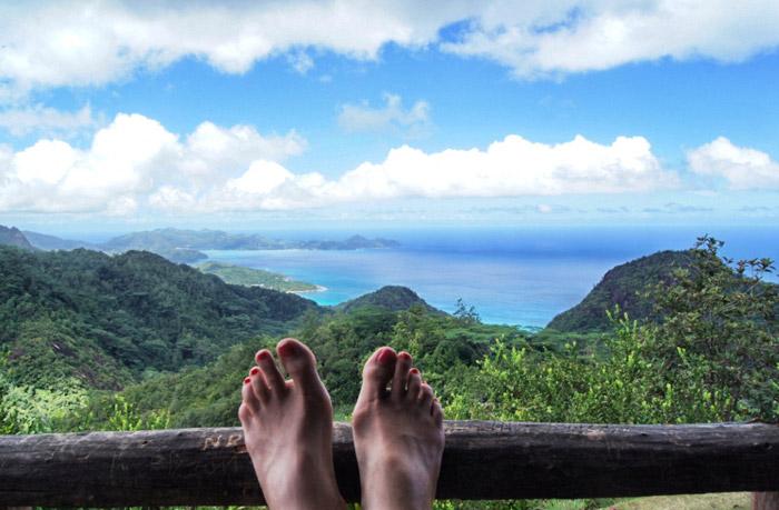 Inselparadies-Seychellen