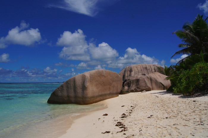 Paradies-Seychellen