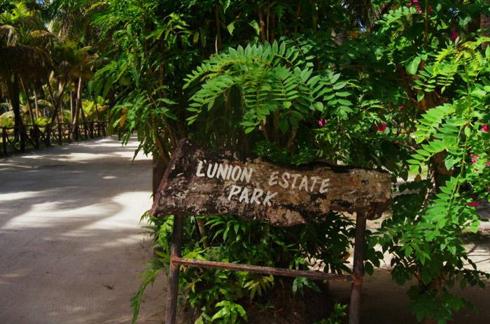 Seychellen-Park