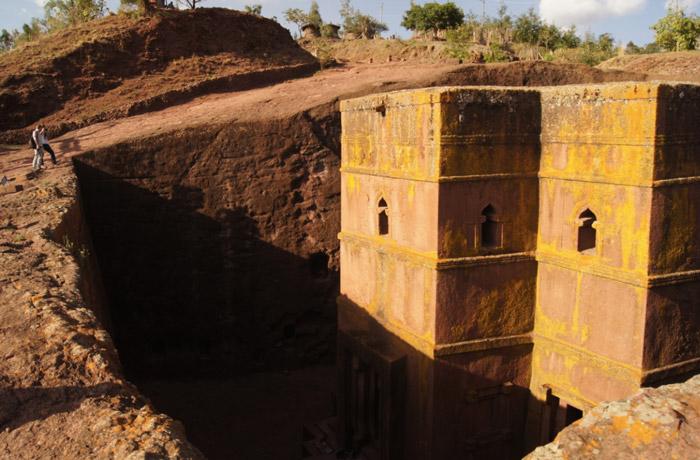 Äthiopien-Lalibela-UNESCO-Weltkulturerbe