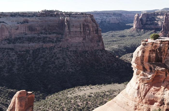 Blick-auf-Colorado-Monument