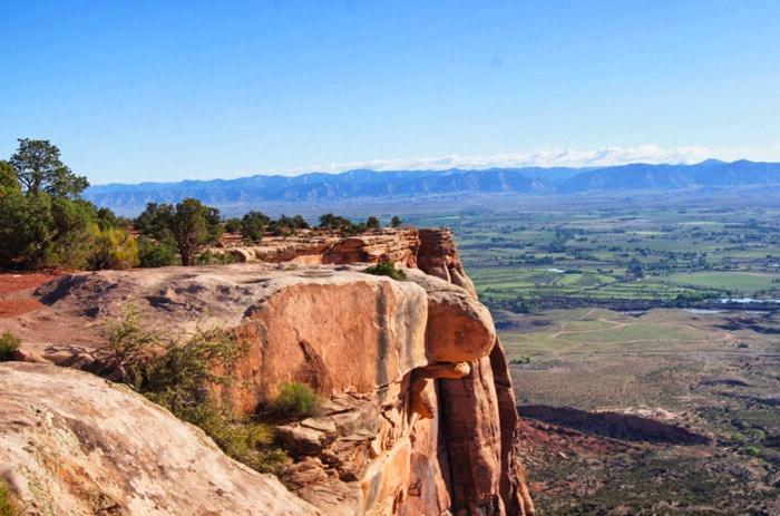 Colorado-Monument-Heiratsantrag