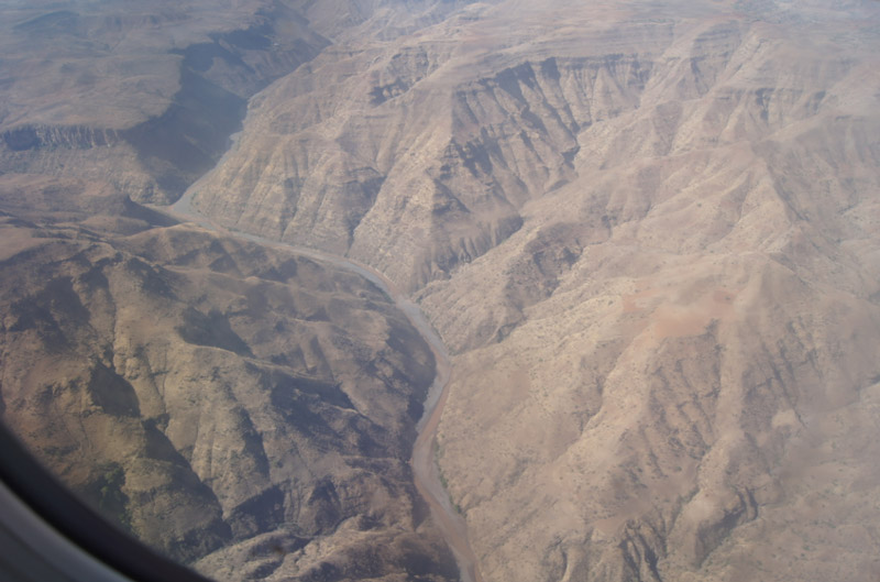 Flug-nach Lalibela