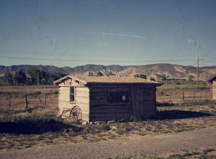 Hütte-Colorado