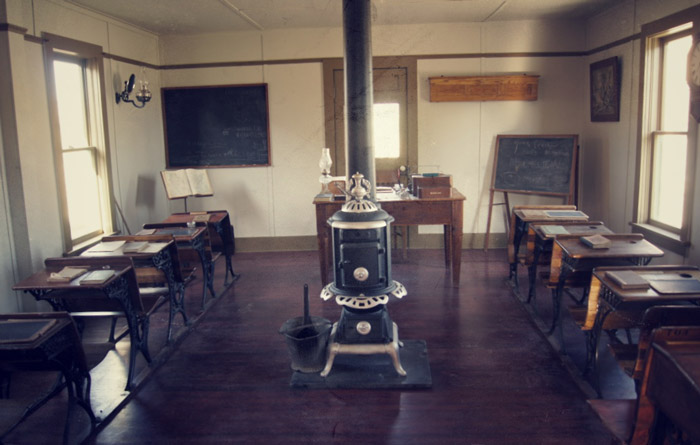Museum of the Mountain West-school