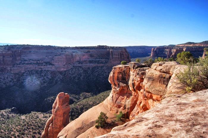 Natur-Amerika-Colorado-Monument