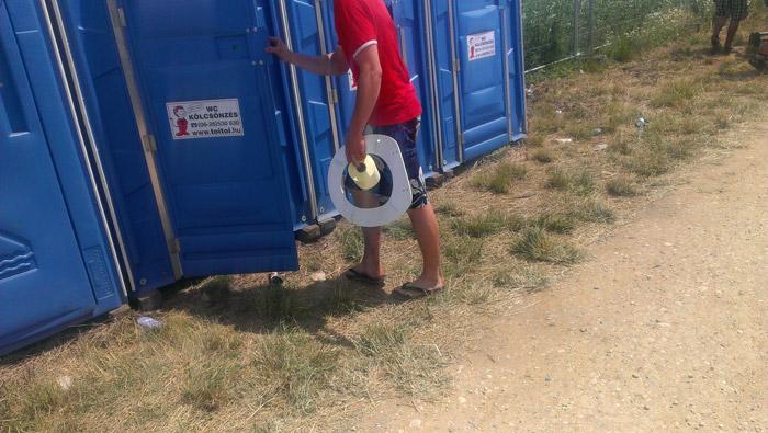 Nova-Rock-Toiletten