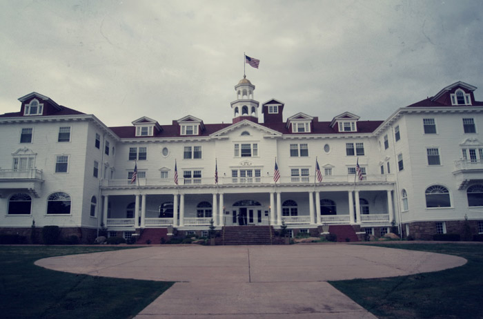 Stanley-Hotel-in Colorado