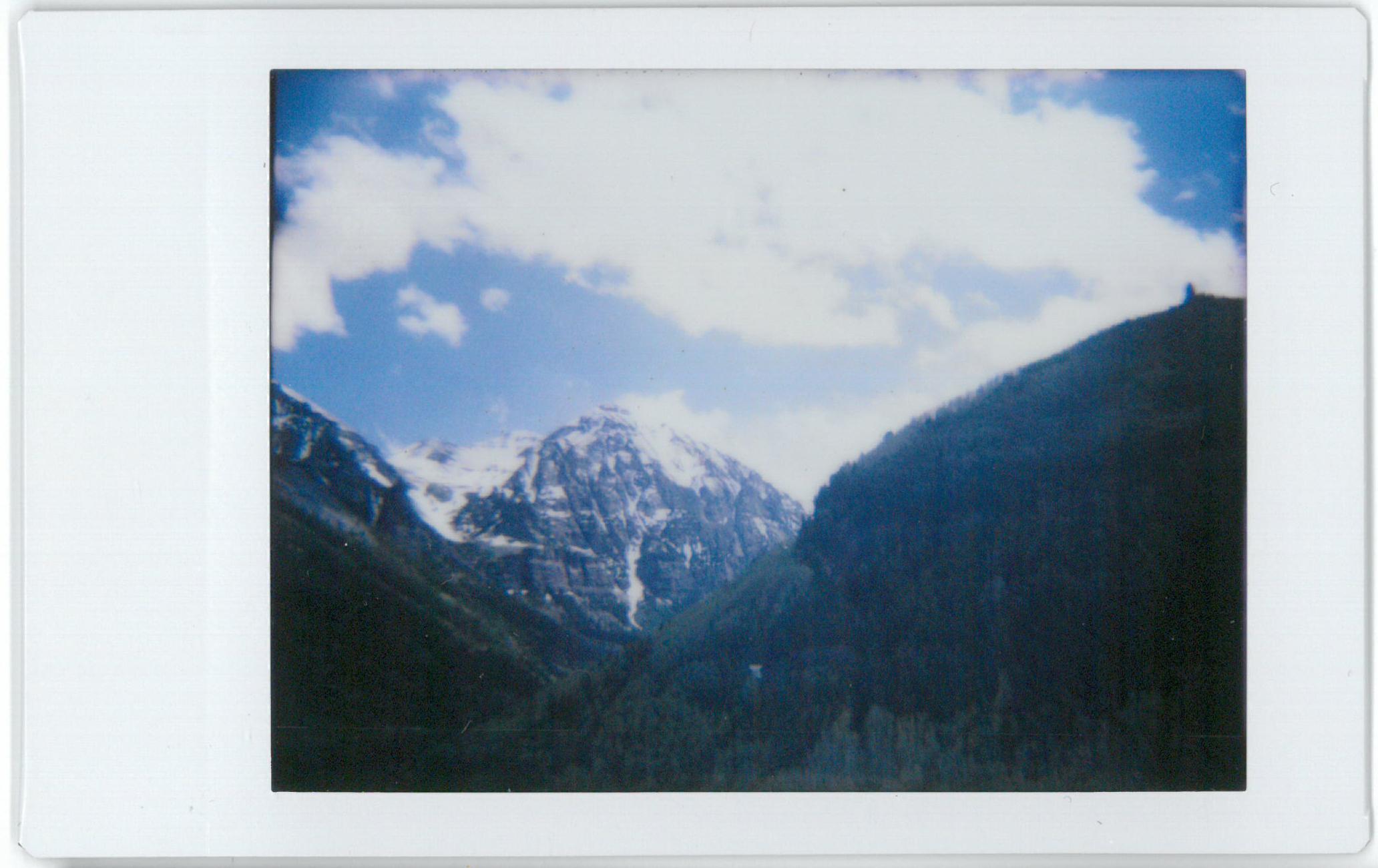 Berge-Colorado