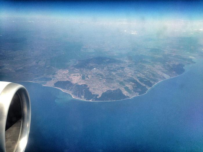 Flugzeug-Türkei