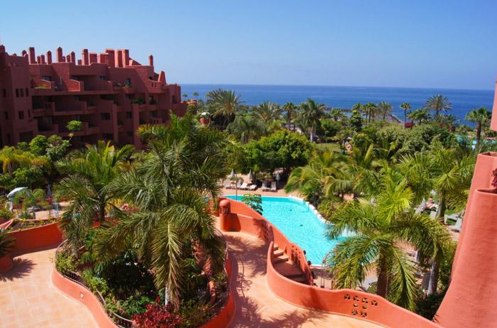 Hotel-Sheraton La Caleta