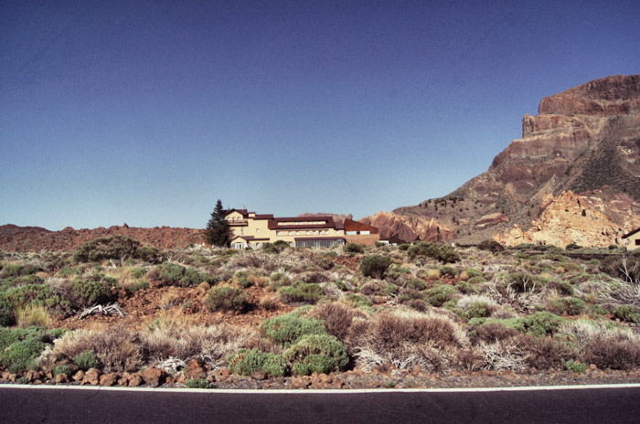 Hotel-Teide-Nationalpark