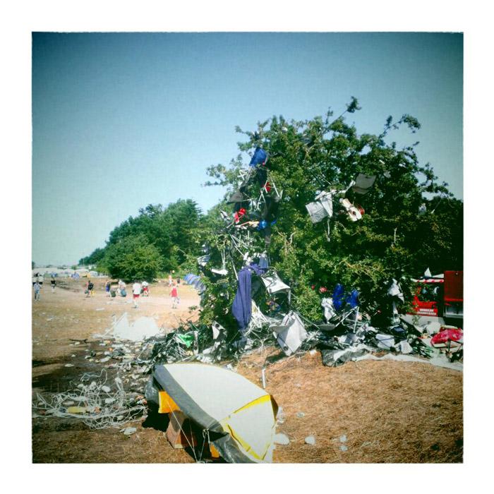 Roskilde-FEstival-Müllhalde