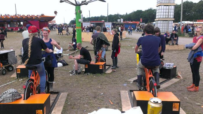 Roskilde-Festival-Radln