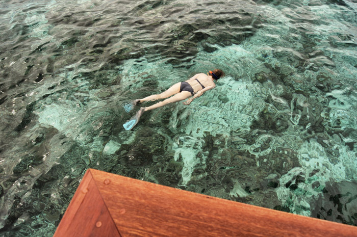 Robinson-Club-Maledives-Tauchen