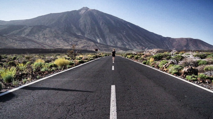 Straße-im-Teide-Nationalpark