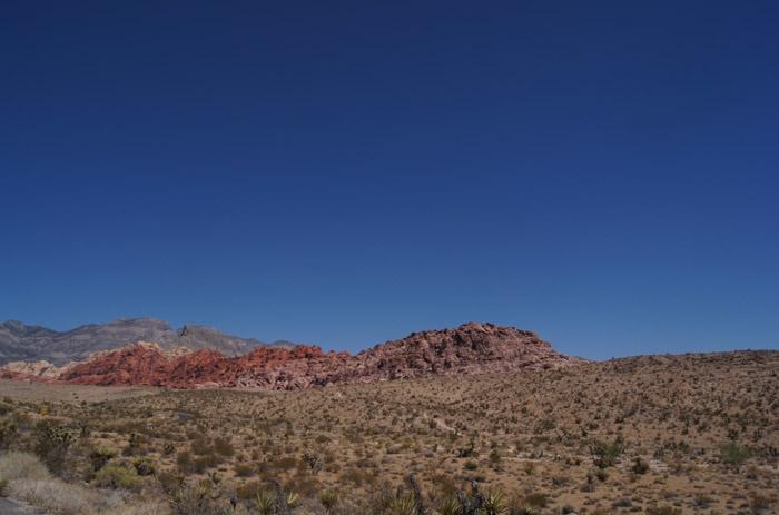 Amerika-USA-Red-Rocks