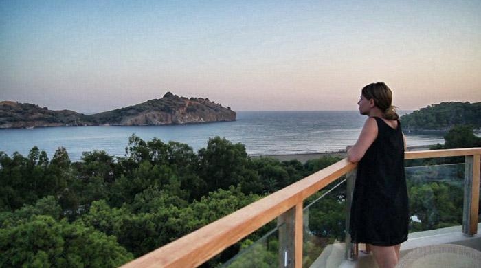 Christine-Neder-Dachterrasse-Club-Magic-Life-Türkei