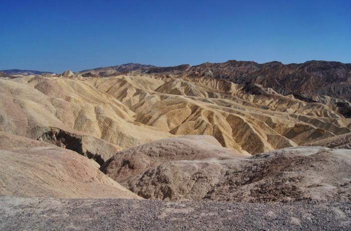 Death-Valley-Zabriskie Point