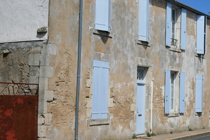 Häuserfront0