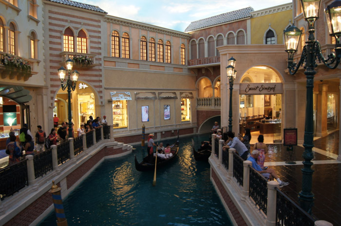 Venedig-Las-Vegas