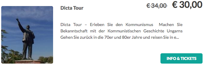 Dicta Tour