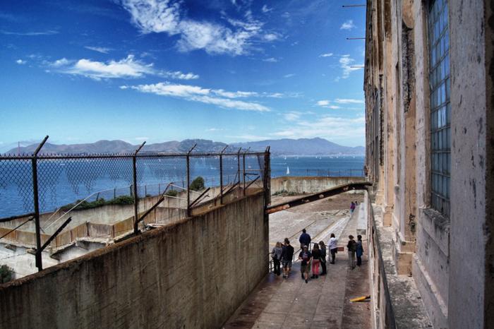 Alcatraz-Freizeitgelände
